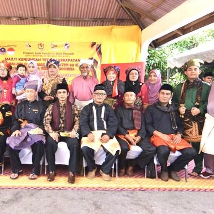 Album : Kunjungan ke Kampung Seri Lemak Luak Rembau Negeri