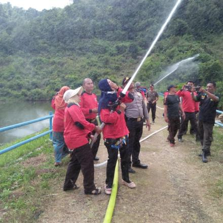 Album : Pelatihan Masyarakat Peduli Api